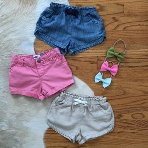 Old Navy 2T Toddler Shorts (Girls)